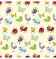 Bugs wallpapers vector image