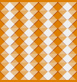 irregular mosaic grid repeatable background vector image vector image