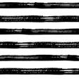 seamless brush stroke pattern vector image vector image