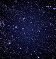 background Cosmos with stars and galaxy Space vector image