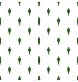 Green military uniform pattern cartoon style vector image