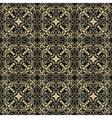 Vintage Damask floral classic pattern vector image vector image