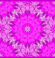 sketch watercolor style seamless spring pattern vector image