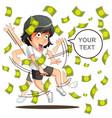 take a profit vector image