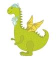 dragon symbol vector image vector image