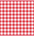seamless table cloth texture vector image