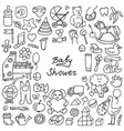 doodle baby shower