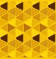grunge triangles seamless 02 vector image
