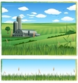 Farm harvest background vector | Price: 1 Credit (USD $1)