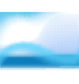 halftone wave vector image vector image