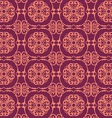 patternViolet preview vector image vector image