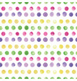 watercolor seamless pattern seamless vector image vector image