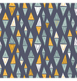 tribal inspired seamless geometric pattern vector image vector image