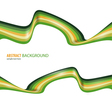 abstract line vector image