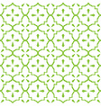 seamless vintage doily pattern vector image
