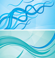 abstract background - tentacle vector image vector image