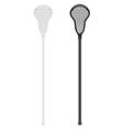 lacrosse 01 vector image vector image