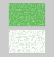 one line art style grapes seamless pattern vector image vector image