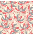 Seamless Summer Palm Pattern vector image vector image