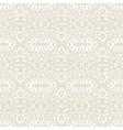 seamless light ornamental geometrical background vector image