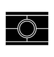 cinema scene isolated icon vector image