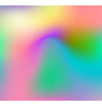 abstract rainbow background soft blur bokeh square vector image
