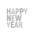 happy new year 2021 and merry christmas vector image vector image