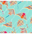 kites for your design Seamless pattern vector image vector image