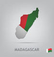 madagascar vector image vector image