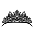 Ornate Diadem vector image