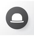 fedora icon symbol premium quality isolated vector image vector image
