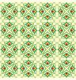 flower seamless pattern for postcards wallpaper vector image