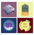 mega sale with upto 50 discount offer creative vector image vector image