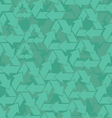 recycle pattern2 vector image vector image