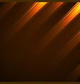 abstract background with glowing lines neon vector image vector image