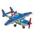 funny light aircraft plane