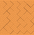 floor pattern unbalance vector image vector image