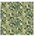 Digital camouflage seamless pattern