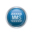 Mms icon vector | Price: 1 Credit (USD $1)