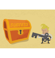 TreasureChest vector image