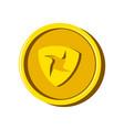 nem virtual money currency vector image
