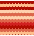Waves background seamless color flat wave vector image
