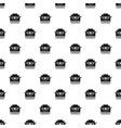 classic typewriter pattern seamless vector image vector image