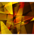 Modern abstraction vector image vector image