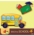 Colorful school background vector | Price: 1 Credit (USD $1)