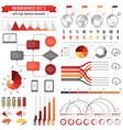 infographics set 3 vector image