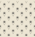 map pointer seamless pattern vector image vector image