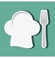 menu food design vector image vector image
