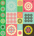 Life flower ornamental pattern vector | Price: 1 Credit (USD $1)