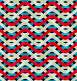 spiral retro seamless pattern vector image